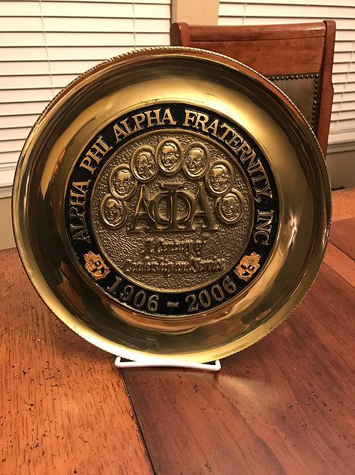 Alpha Phi Alpha Centennial Plate