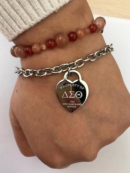 DST Property Stainless Bracelet