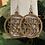 Thumbnail: Zeta Since Wood Earrings -2 inches