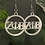 Thumbnail: Zeta White Acryllic Earring Bundle