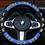 Thumbnail: SGRho Letter Steering Wheel Cover