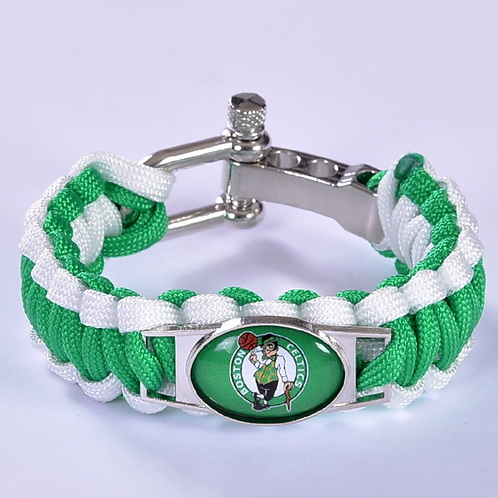 Celtics Corded Bracelet
