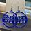 Thumbnail: Zeta Phi Beta Letter Earrings