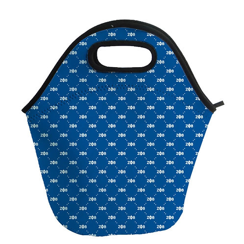 Zeta Phi Beta Lunch Bag Cooler