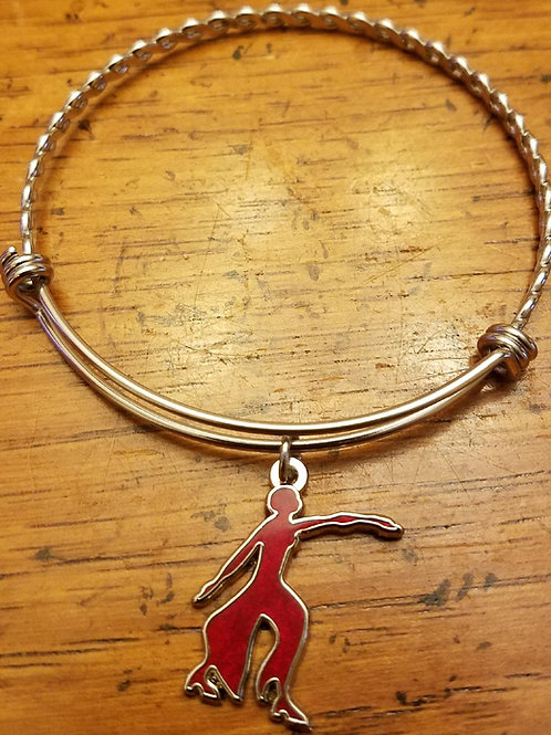 Delta Fortitude Stainless Bracelet