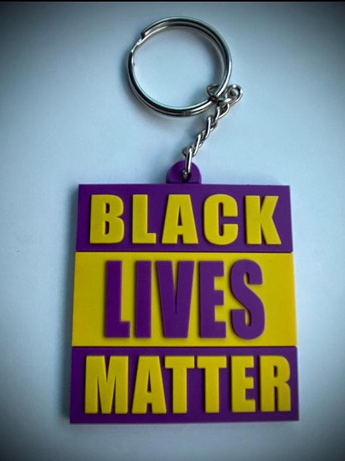 Black Lives Matter (Purple/Gold)