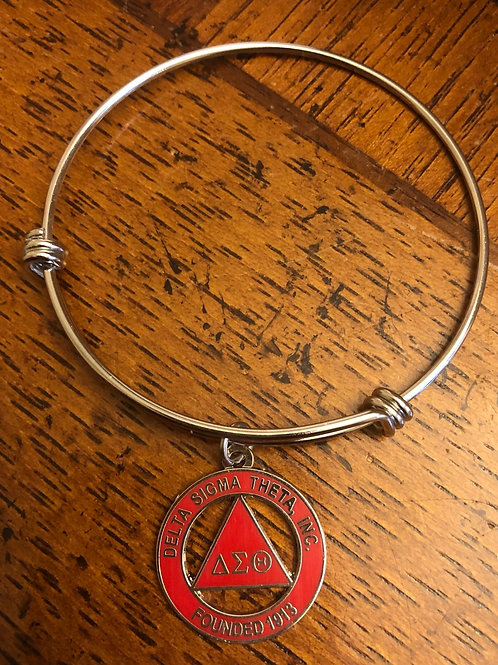 DST Pyramid Stainless Bracelet