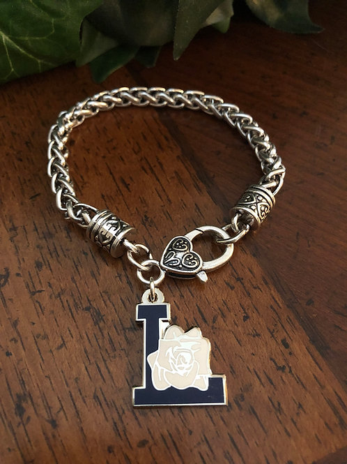 Zeta Lifemember Lobster Claw Bracelet