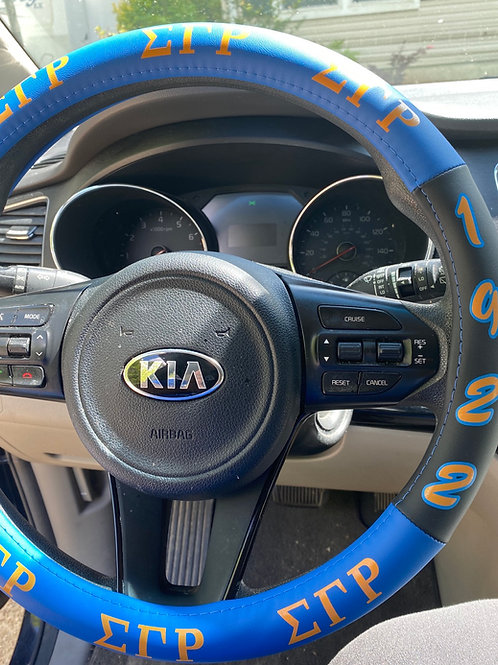 SGRho Steering Wheel Cover