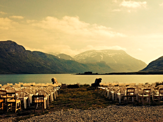 In the middle of Jotunheimen