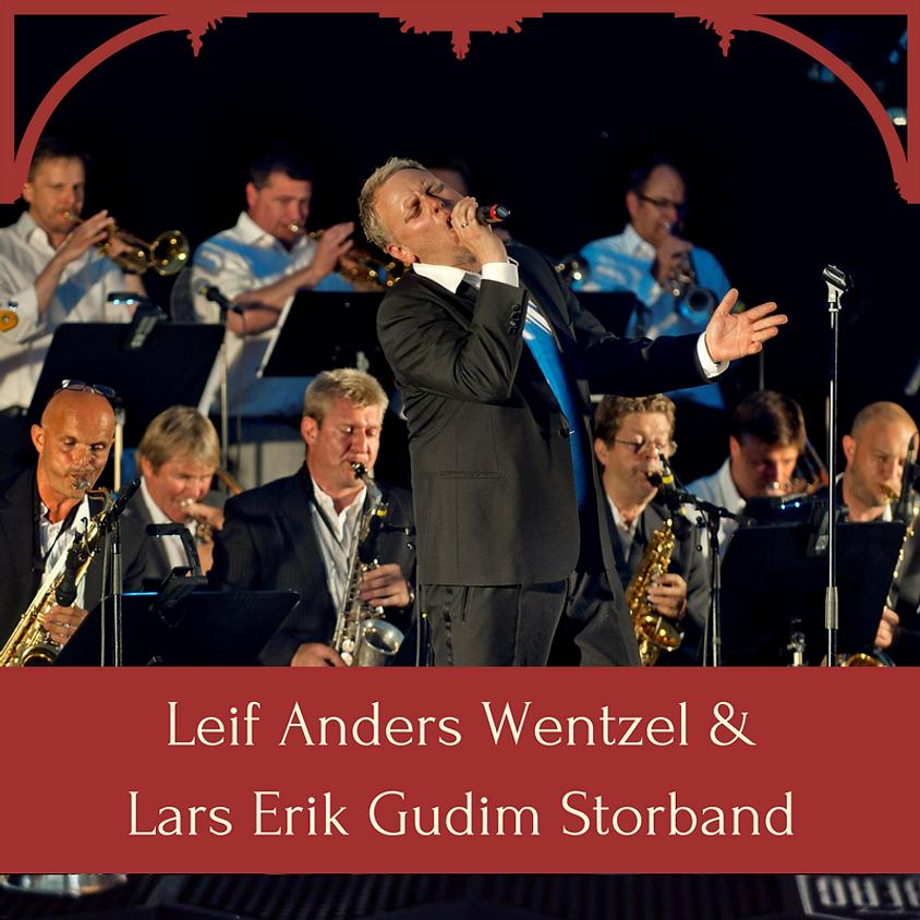 LeifAndersWentzel & Lars Erik Gudim Storband