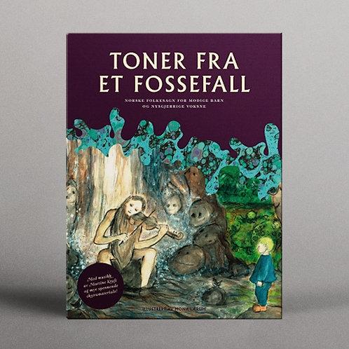 Toner fra et fossefall - Book + digital album