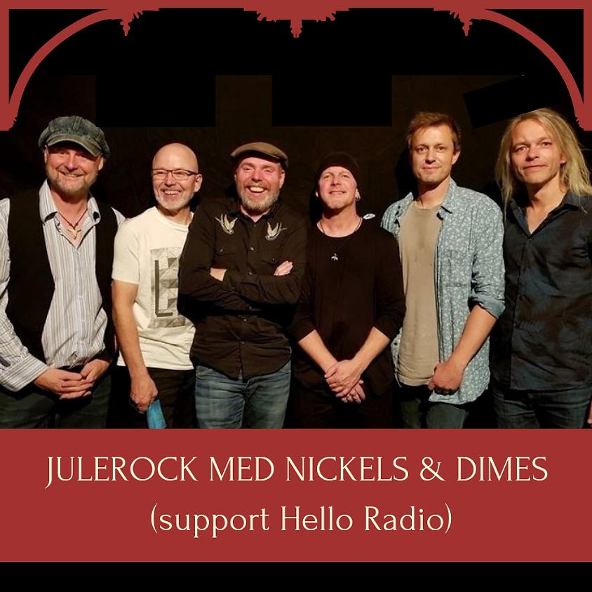 Julerock med Nickels & Dimes (1)