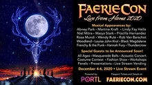 Live at FaerieCon 2020