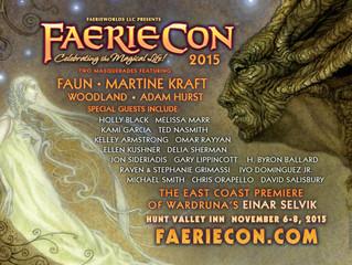 FaerieCon 2015!