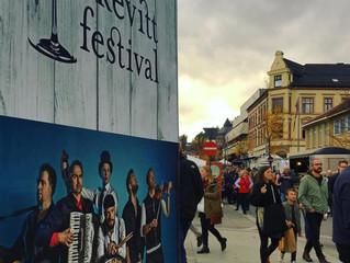 En storslått folkefest i Gjøvik by
