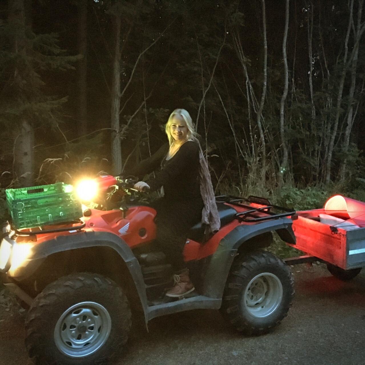Huldra på Helgøya 2019
