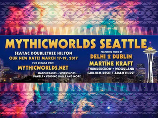 We are ready for Mythicworlds in Seattle!