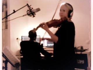 In the studio with Guren