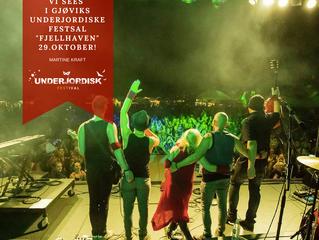 Underjordisk Festival 2016!