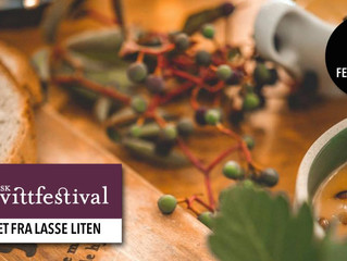 Høstvarm festival-buffé fra Lasse Liten