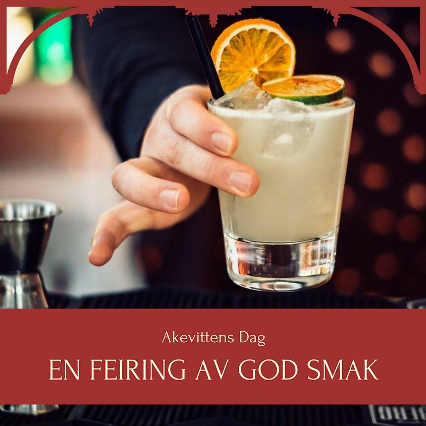 Akevittens Dag - EN FEIRING AV GOD SMAK