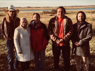 Sidney Has No Horses - Lakota medicine man
