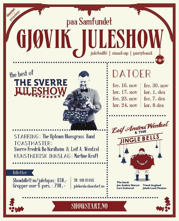 Gjøvik Juleshow