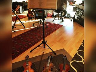 Studio-musician in Klokkereint