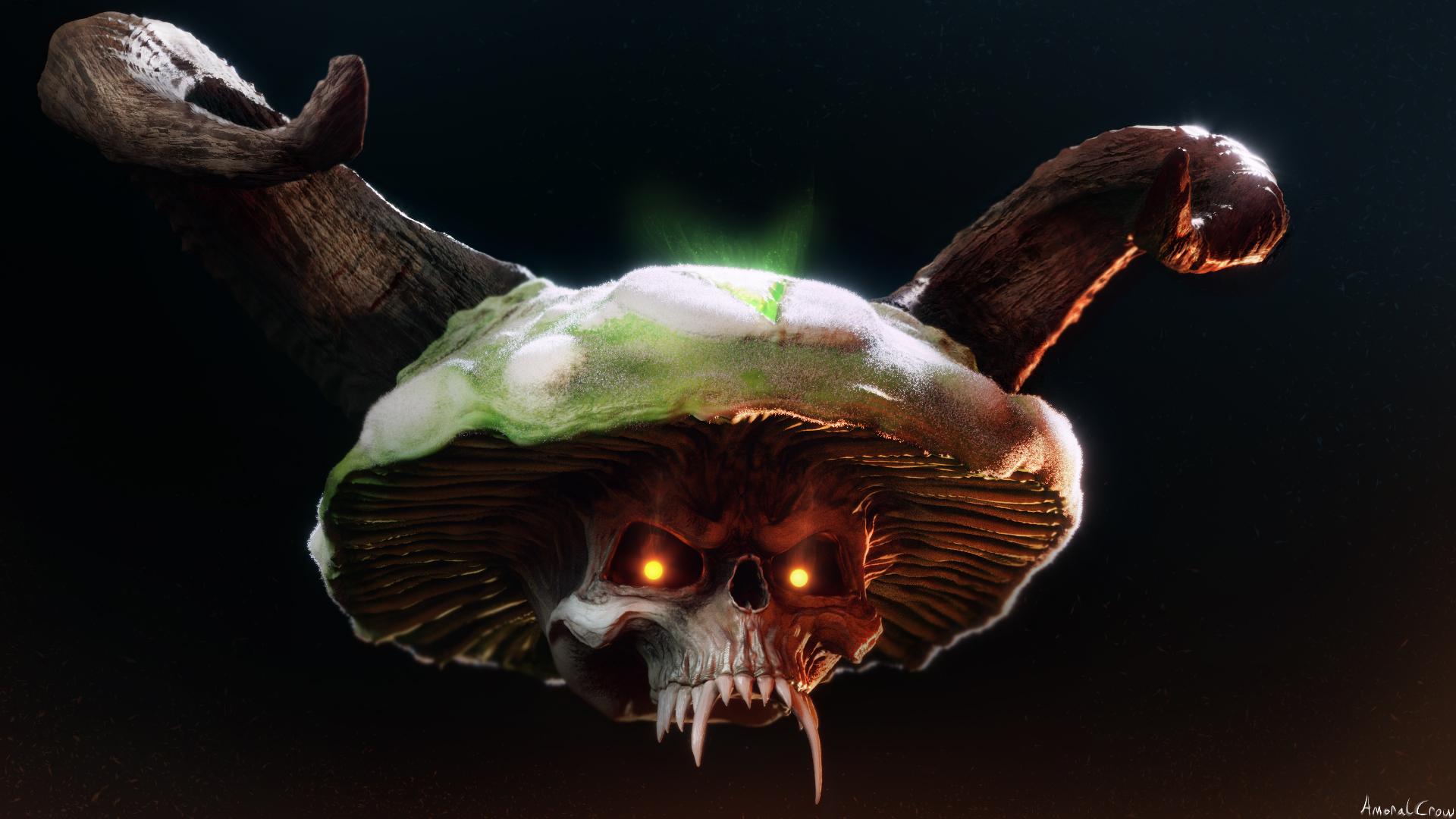 Shroomskull