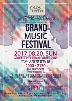 Grand Music Festival 2017