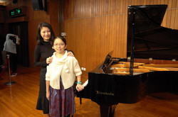 許嘉恩-英國皇家音樂學院138分(三級)