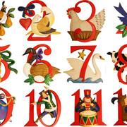 節日學音樂:聖誕歌介紹: The Twelve Days of Christmas