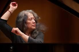 音樂界女神 - 瑪塔‧阿格里奇(Martha Argerich)