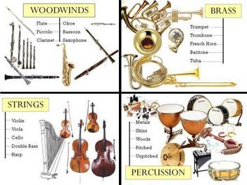 如何替孩子選學合適的西洋樂器