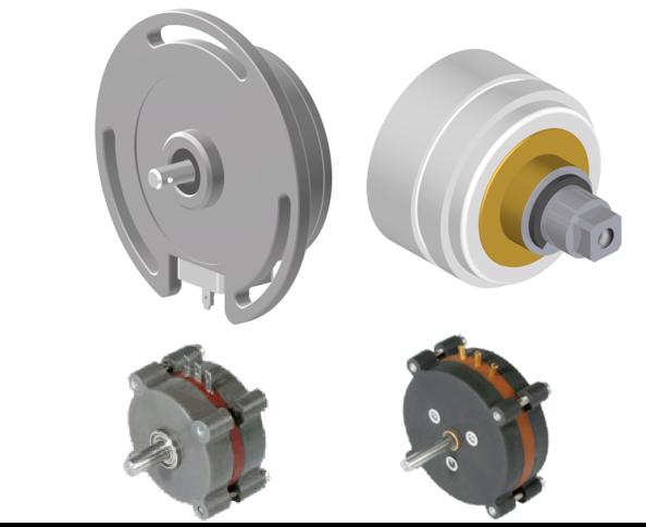 Rotary sensors