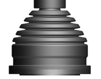 Joystick panel mount