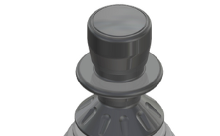Mechanical Interlock Joystick