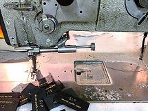 atelier frabrication de sac à main 100% made in France à Paris