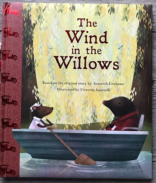 The Wind in the Willows (used)