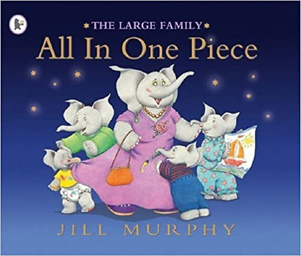 All In One Piece (Large Family) (Used )
