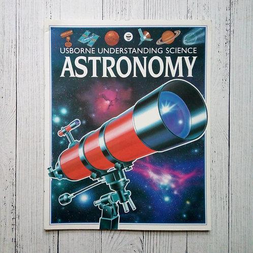 Astronomy (Usborne Understanding Science) (Used )