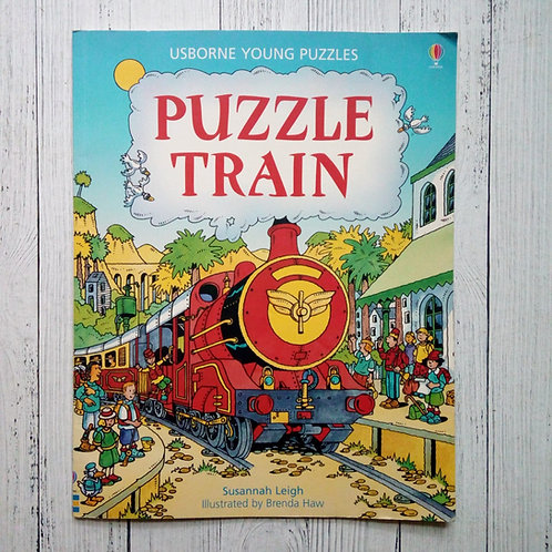 Puzzle Train (used)