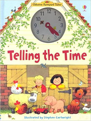 Telling the Time (Farmyard Tales) (Used )