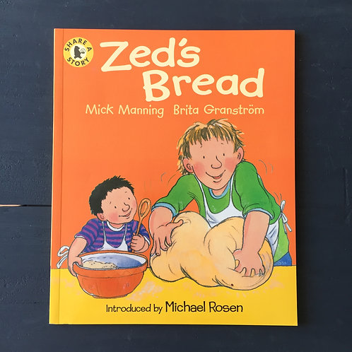 Zed's bread (Used )