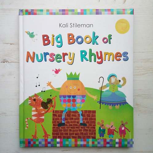 Big Book of Nursery Rhymes (used)