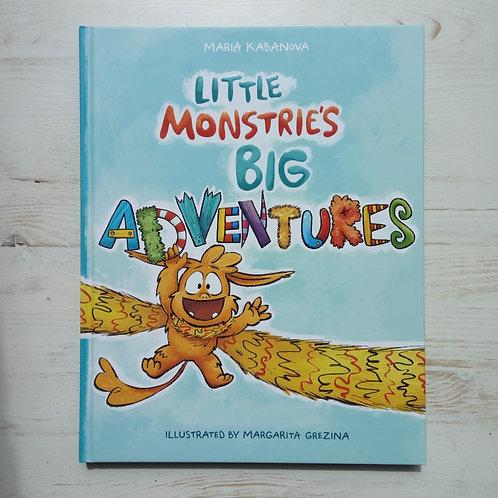 Little Monstrie's big adventures