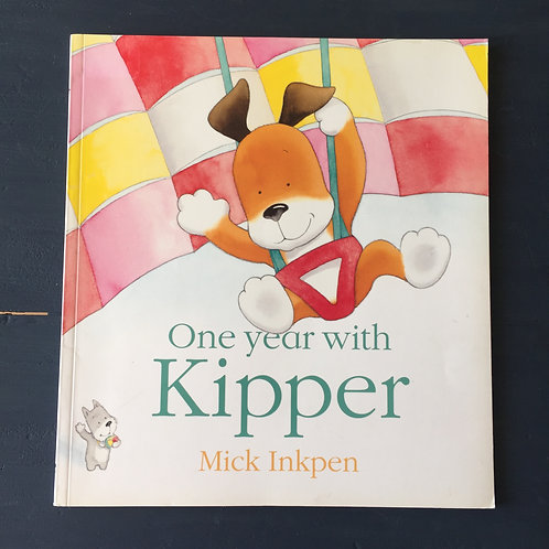 One Year With Kipper (Used )