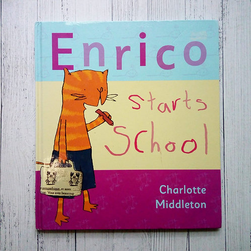 Enrico Starts School (Used )
