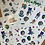 Thumbnail: Набор стикеров. Рик и Морти (формат А5, в пакете)